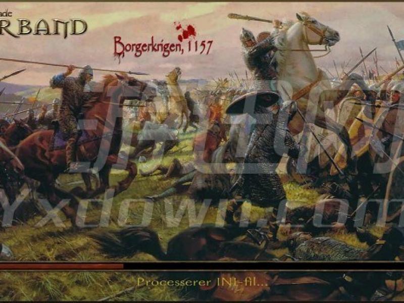 骑马与砍杀:丹麦内战1157 英文版下载