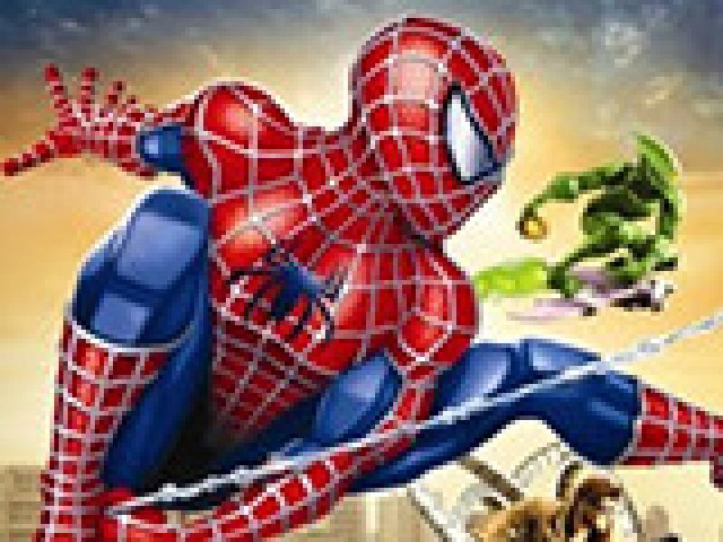 蜘蛛侠:敌友难辨 破�