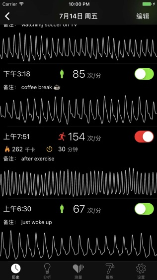 Cardiio: 心率检测器软件截图0