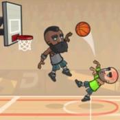 篮球之战 (Basketball Battle)