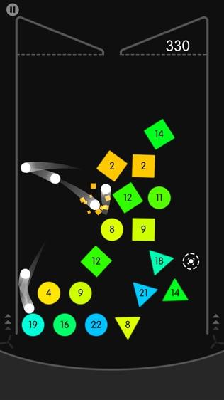 物理弹球软件截图2