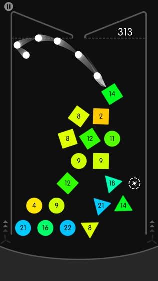 物理弹球软件截图1
