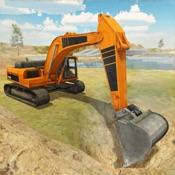 重型挖掘机模拟器