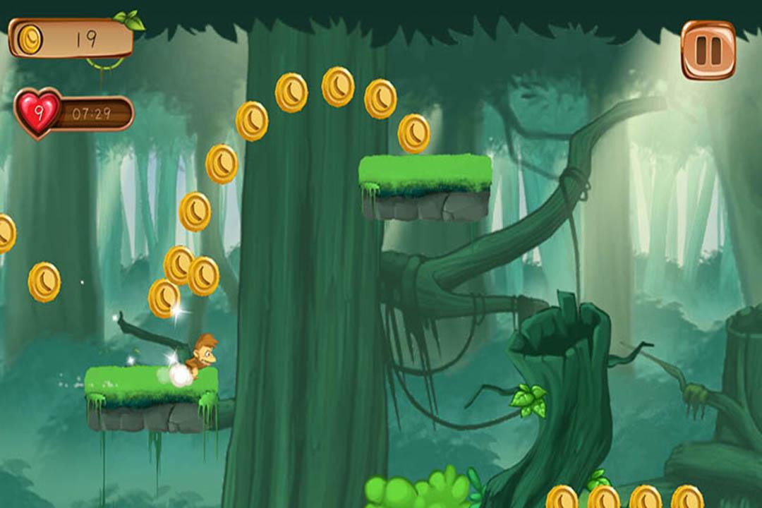森林岛大冒险软件截图1