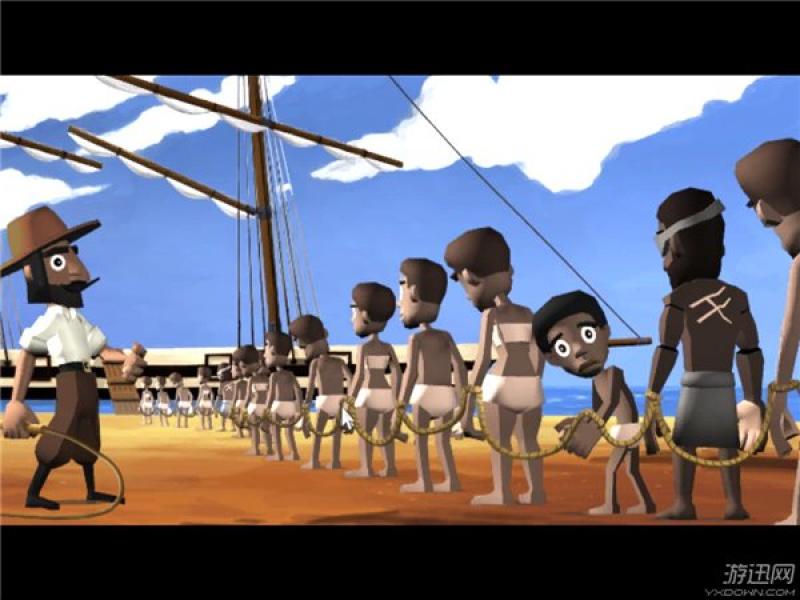 历史游戏:奴隶交易 英文版下载