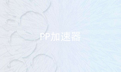 PP加速器