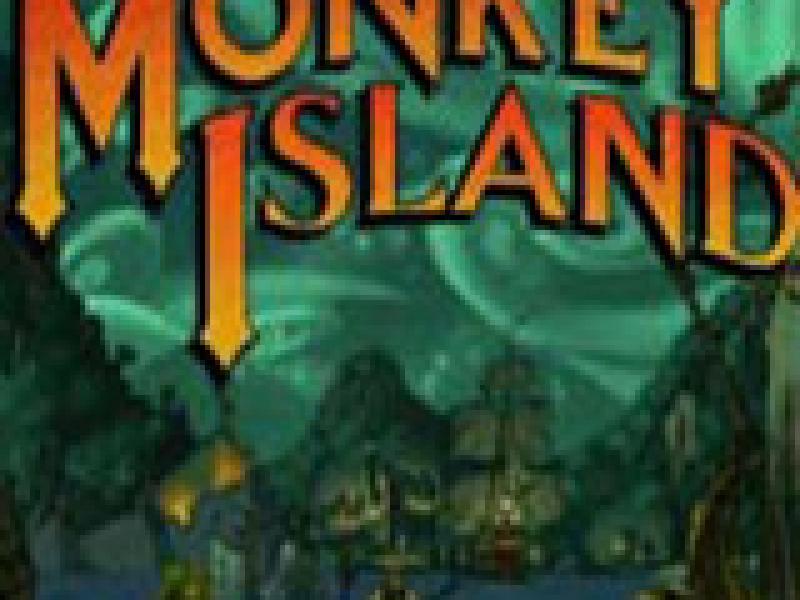 猴岛小英雄3:猴岛的�