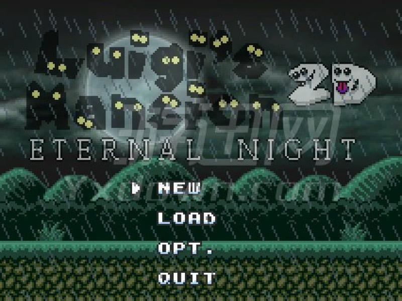 路易鬼屋2D:永恒之夜 英文版下载