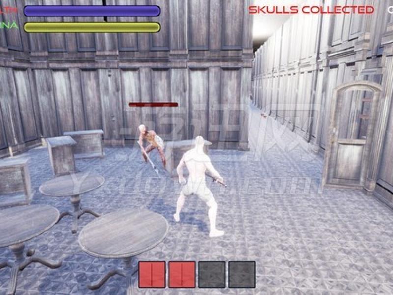 宝藏战士2:骷髅猎人 英文版下载