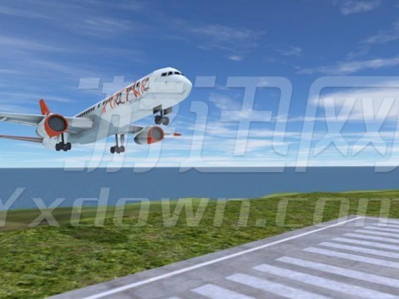 Airport Madness 3D 英文版下载