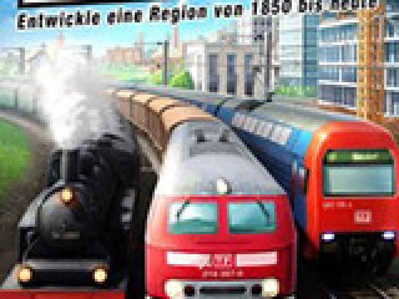 狂热火车:美国 中文版