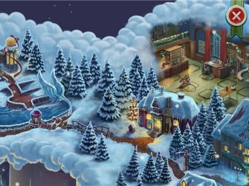 平安夜:雪山小镇的奇迹 测试版下载