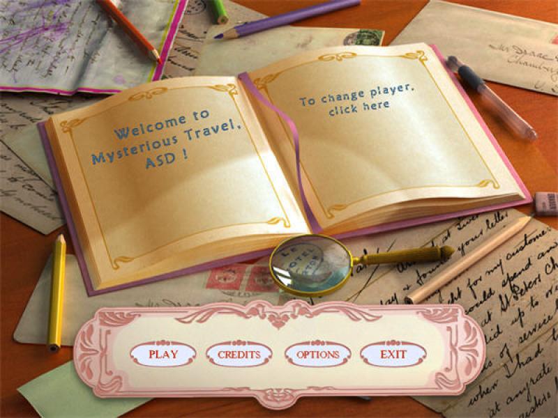 神秘旅行:魔法日记 绿色硬盘版下载