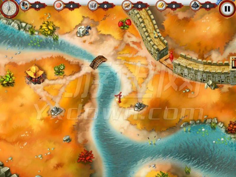 建造中国长城2 英文版下载