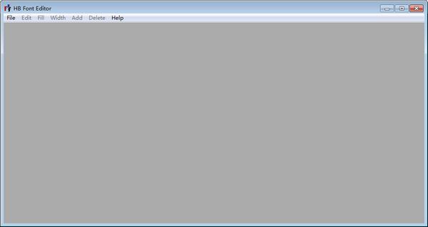 HB font Editor(HB字体编辑器)下载