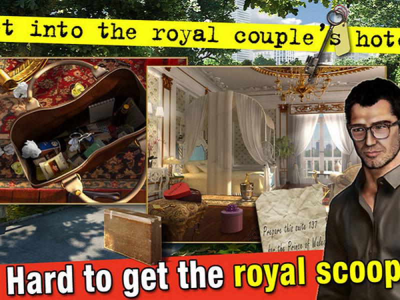公主案件:皇家秘闻 英文版下载