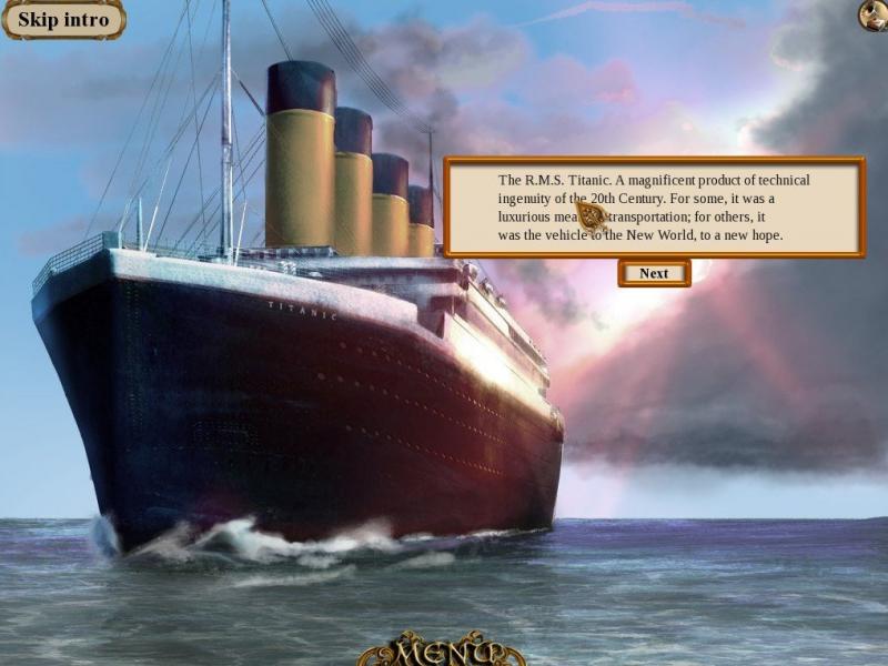 回到过去的泰坦尼克号钥匙 英文版下载