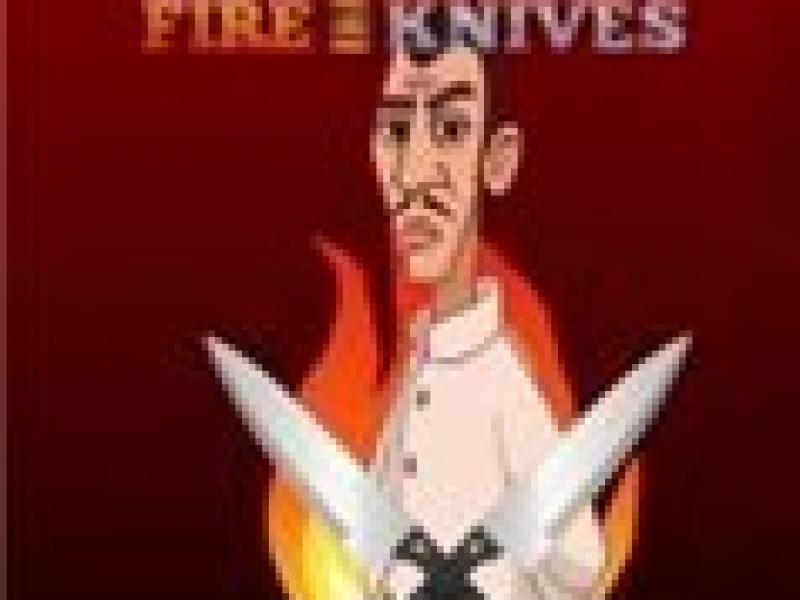 烹饪学院:火与刀 英文版