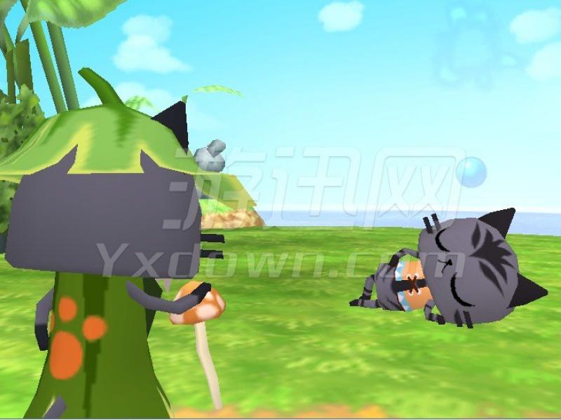 怪物猎人日记:暖洋洋的猫猫村 PC中文版下载