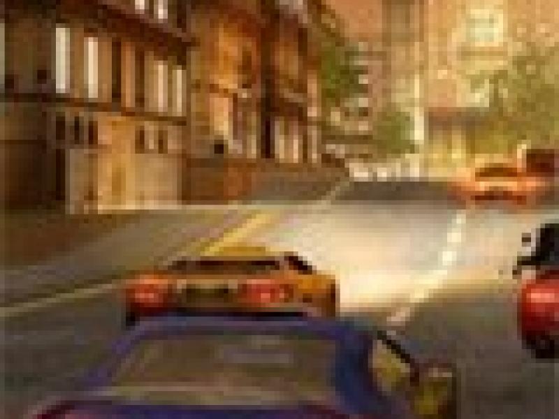 疯狂出租车2 英文版
