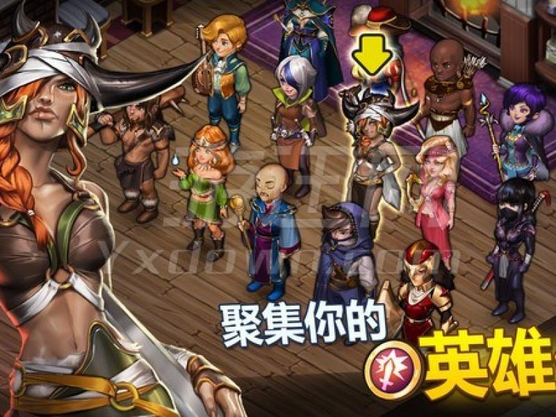 Shop Heroes steam版下载