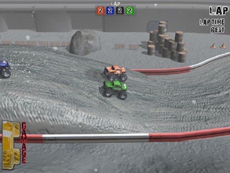 怪兽卡车:极限越野 测试版下载