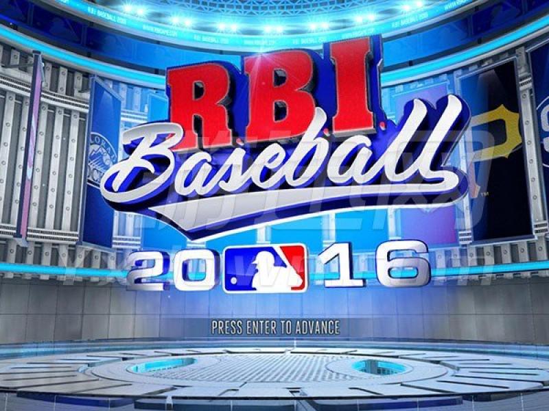 R.B.I.棒球16 英文版下载