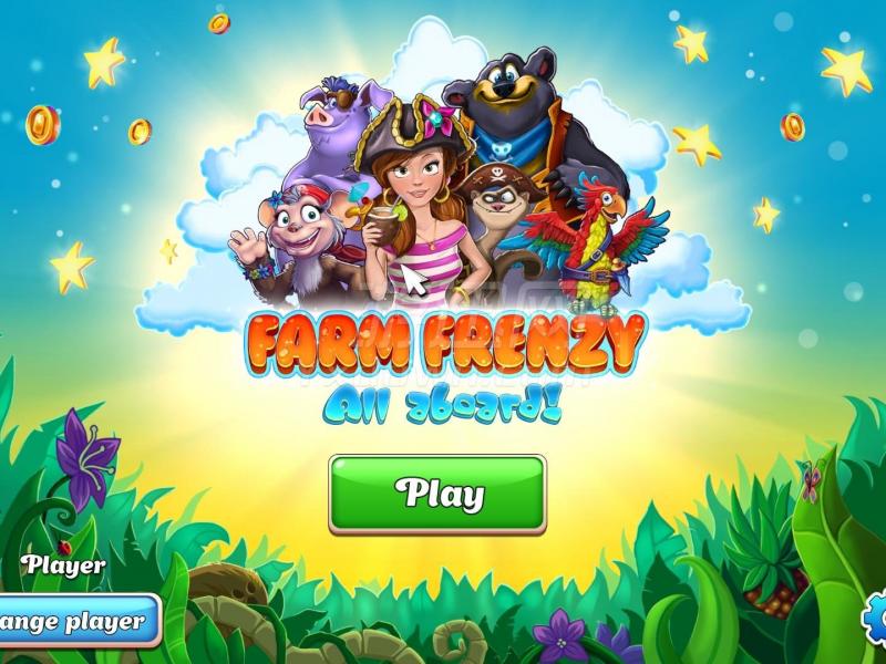 疯狂农场:起航 测试版下载