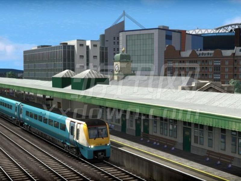 模拟火车2017 破解版下载
