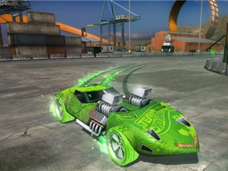 风火轮赛车:世界最强车手 英文版下载