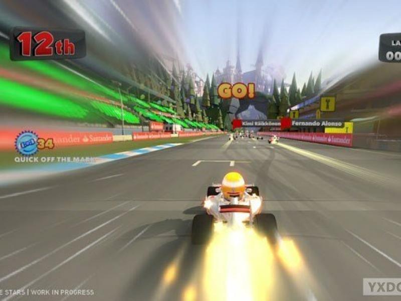 F1赛车明星 正式版下载