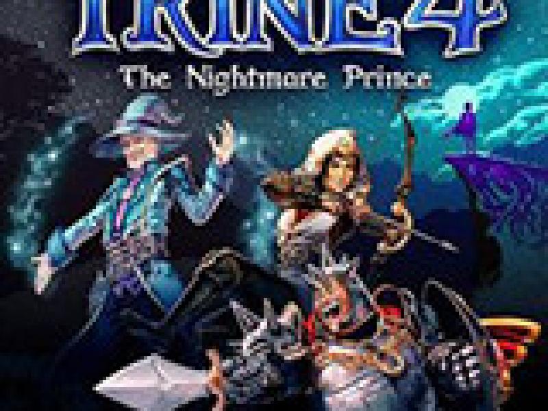 Trine 4: The Nightmare Prince 中文版