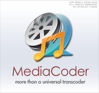 影音转码快车(MediaCoder)下载