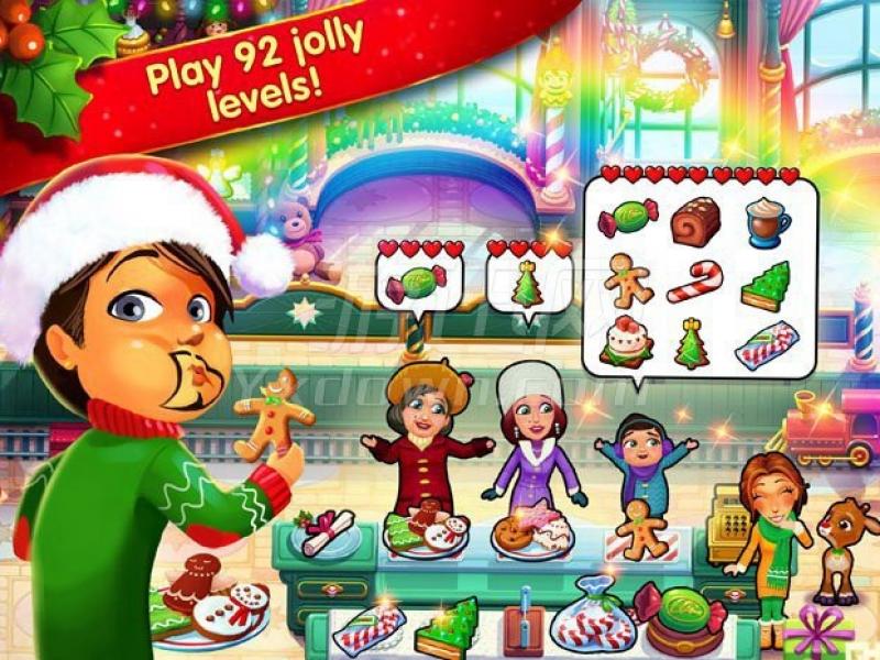 美味餐厅:艾米丽的圣诞颂歌 英文版下载