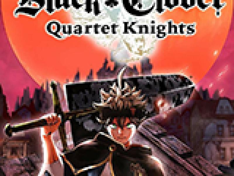 黑色五叶草:骑士计划 PC版