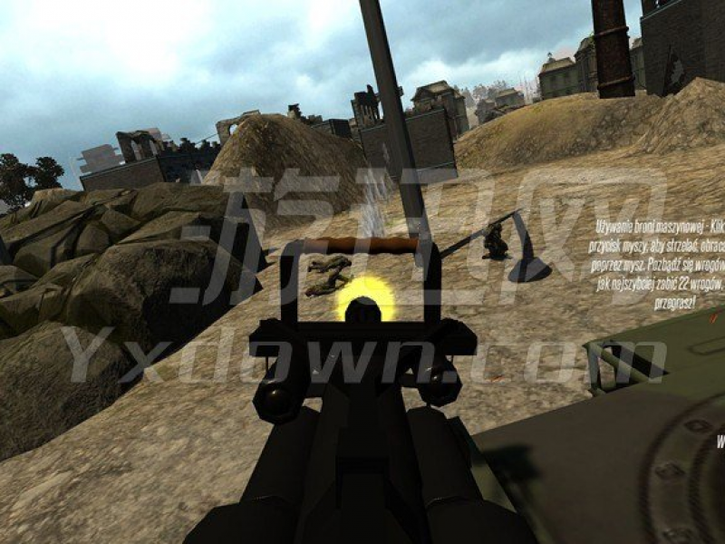战斗卡车模拟 英文版下载