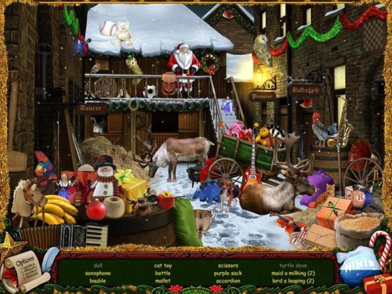 圣诞仙境 英文版下载