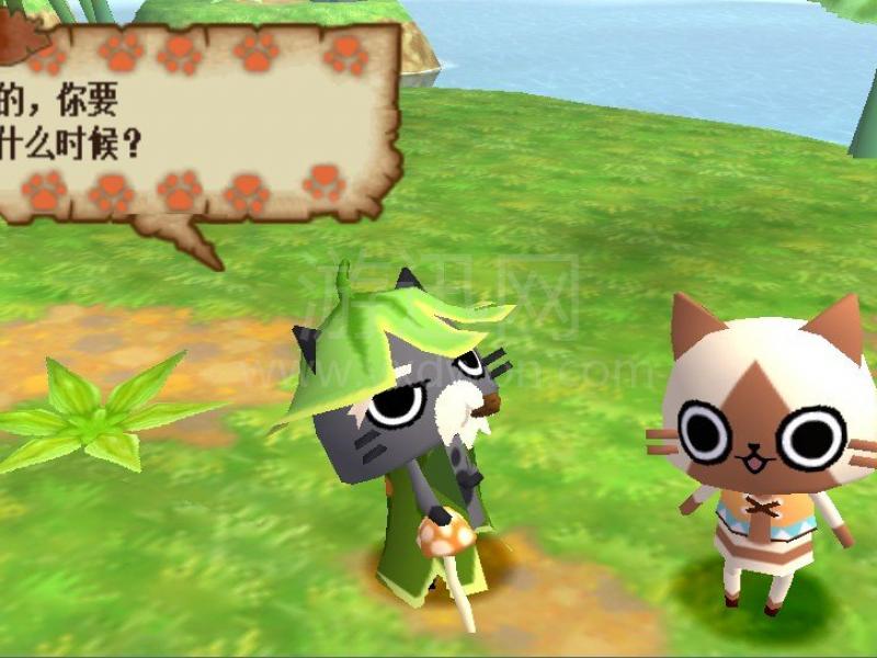 怪物猎人日记:暖洋洋的猫猫村G PC版下载