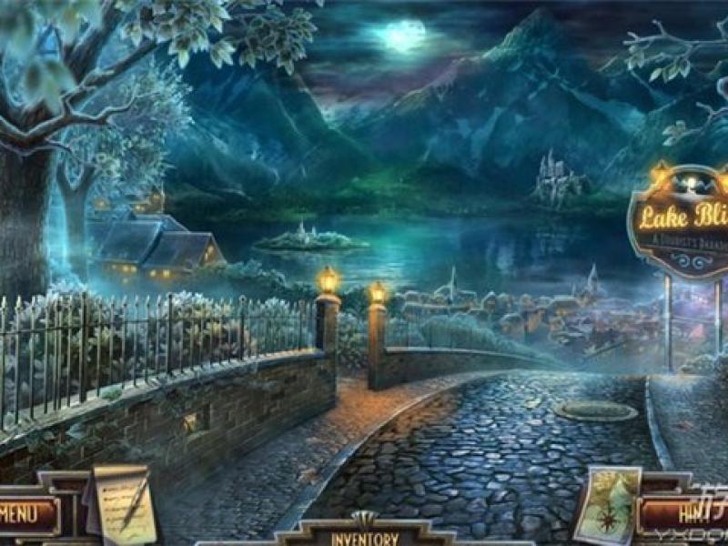 神秘:极乐之湖 英文版下载