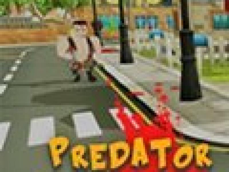 捕食者模拟器 英文版