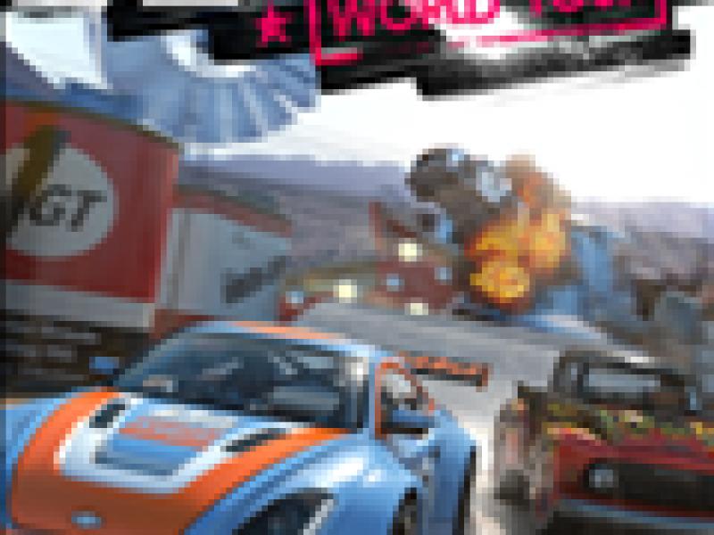 桌面赛车:世界巡回赛