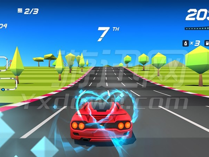 追踪地平线Turbo 中文版下载