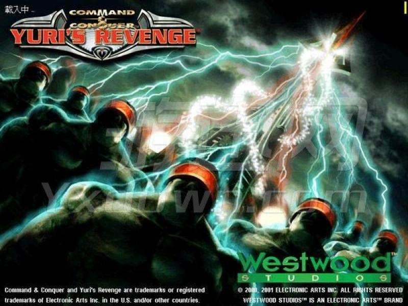 红色警戒2星际争霸战2之将军祭坛 中文版下载