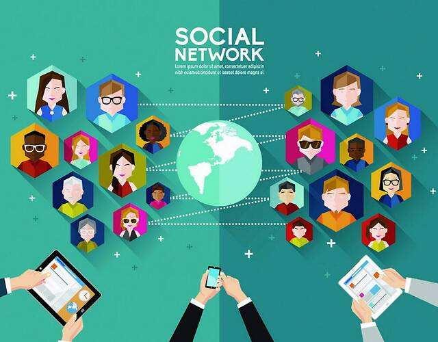 社交软件app