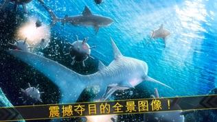 海洋 鲨鱼 冒险 幻想 游戏 免费 (经典 中文 版)软件截图1