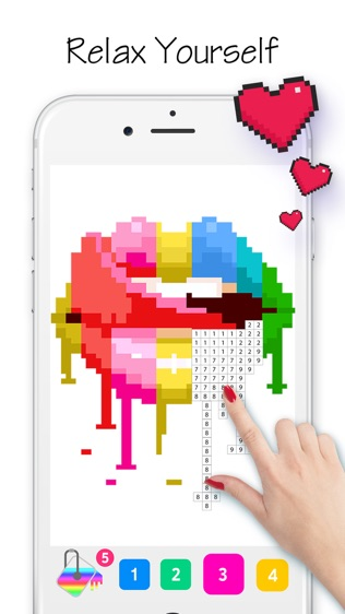 涂色人生软件截图0
