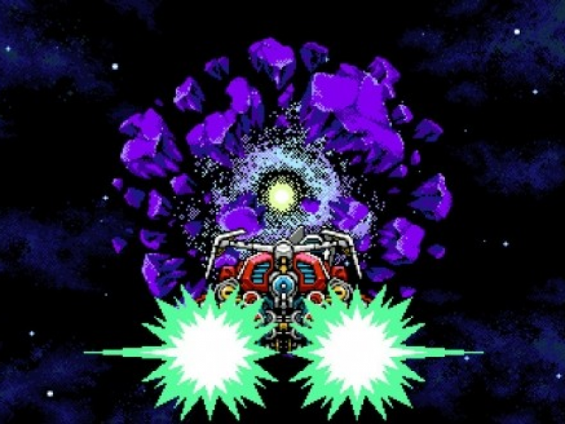 超惑星战记ZERO2 英文版下载