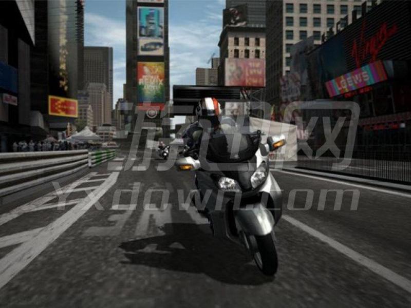 摩托浪漫旅 PC中文版下载