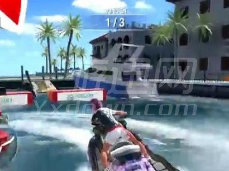 水上摩托竞速天堂 PC版下载