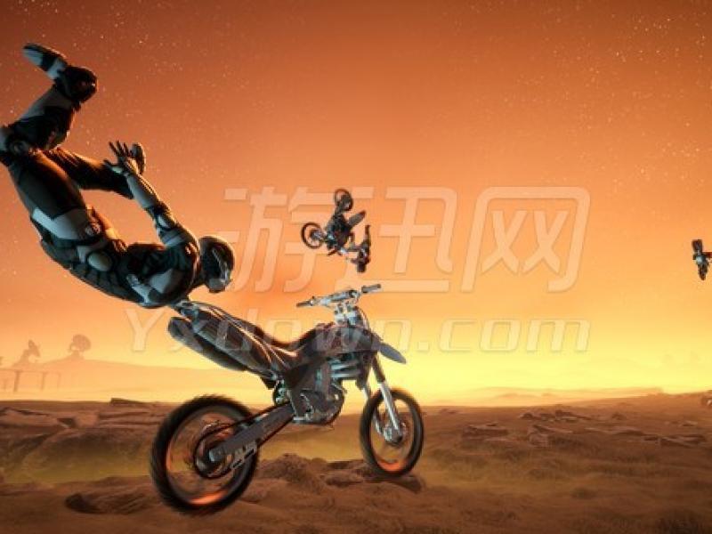 MX摩托越野赛 英文版下载